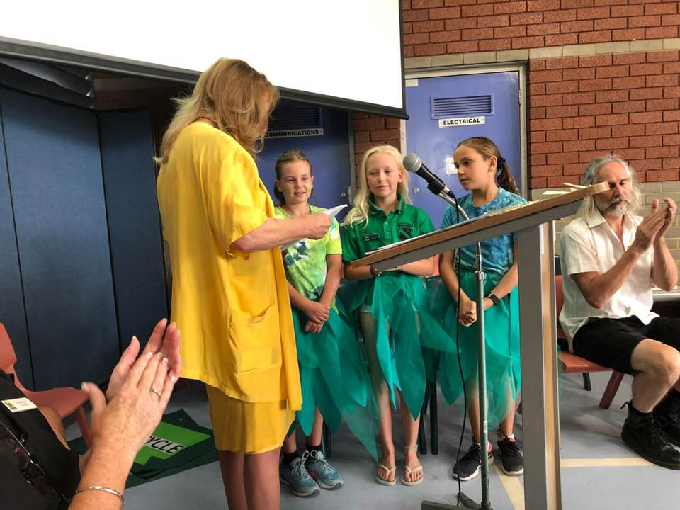 Churchlands Primary School – Goes Green!
