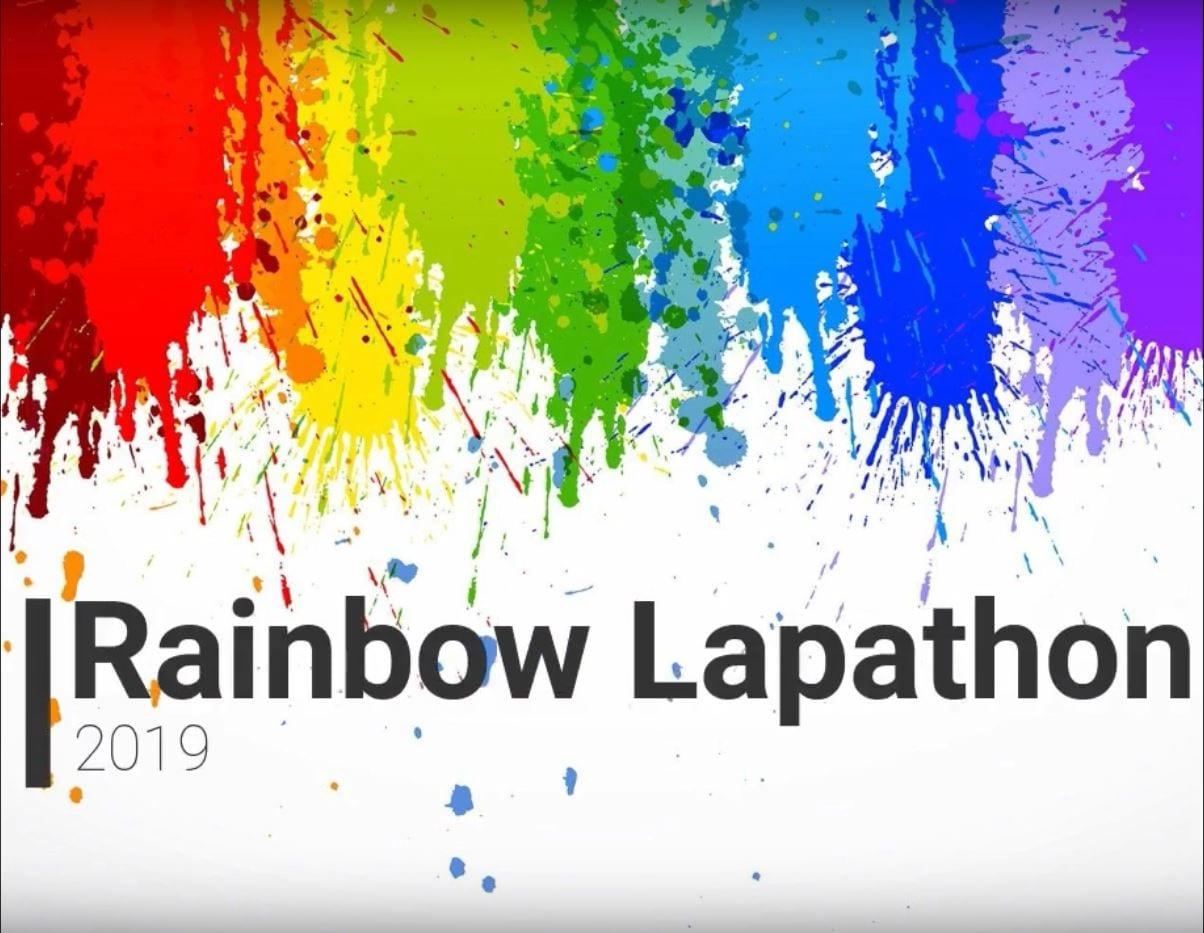 Inaugural CPS Rainbow Lapathon