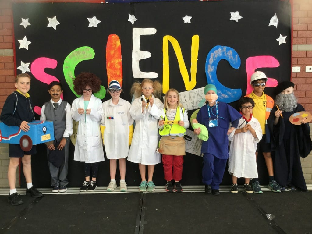 2018 CPS STEAM Expo / Science Week