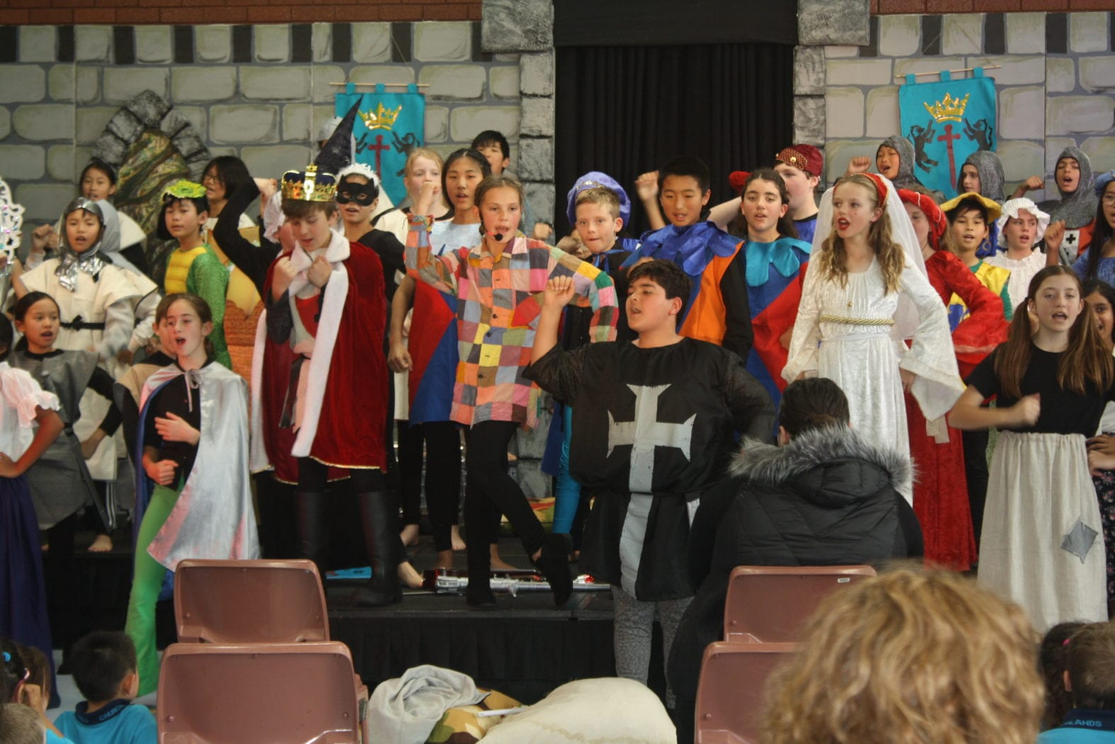 2020 Year 6 Musical – What a Knight!