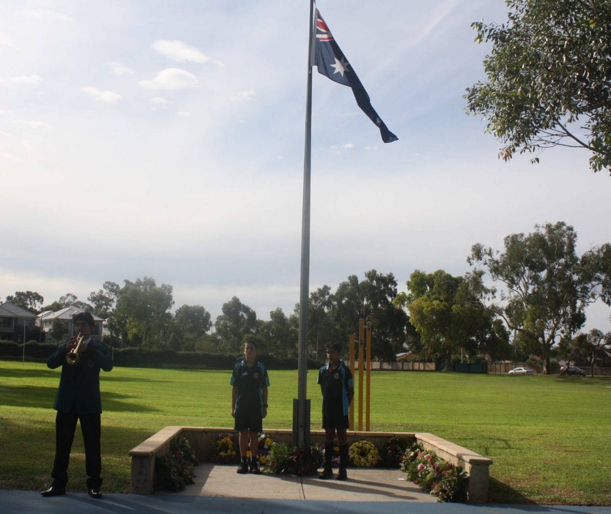 2021 CPS ANZAC Assembly