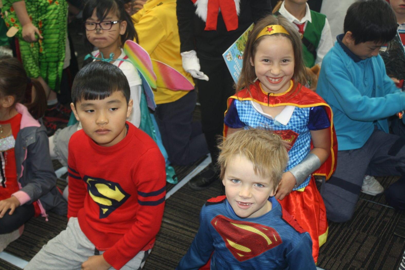 CPS Book Week Parade