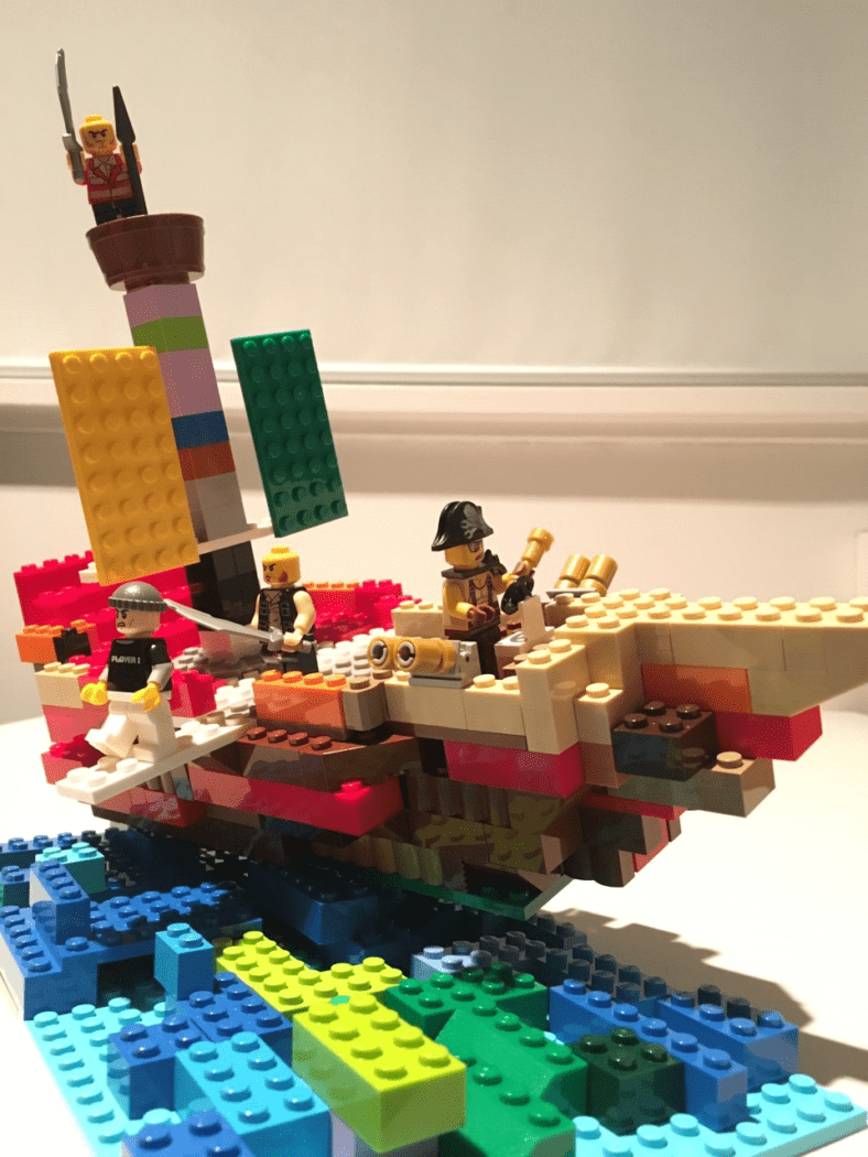 Lego Masters Week 6 Challenge and Winners