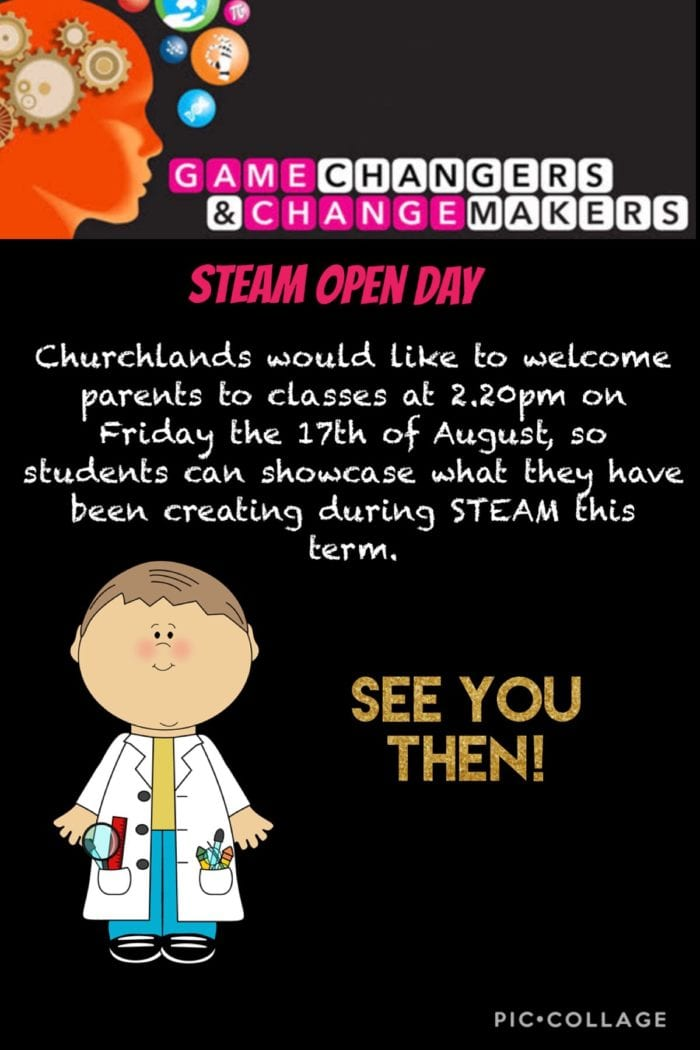 Churchlands Primary School STEAM Expo
