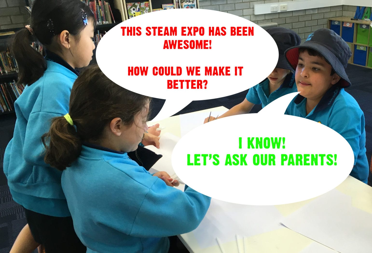 2018 STEAM Expo – Parent Feedback