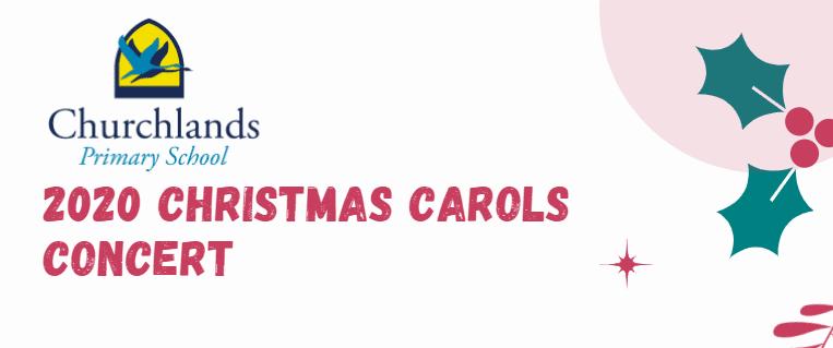 Christmas Concert Reminder