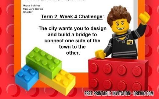 CPS Lego Master's Week 3 Winners & Week 4 Challenge