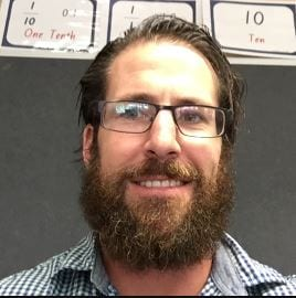 Want to shave Mr Marshall's beard?